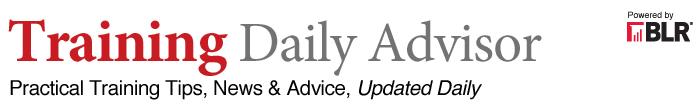 TrainingToday Daily Advisor Newsletter