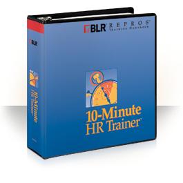 10-Minute HR Trainer