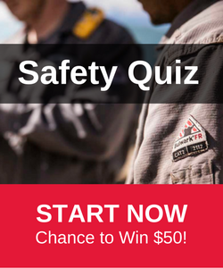 Safety FR Quiz