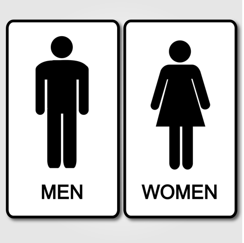 ... of employees self-identifying with gender identity issues increasing,  many employers are concerned, especially with transgender employees and  bathrooms.