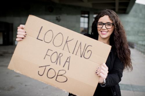 street sign search lands recent grad her dream job
