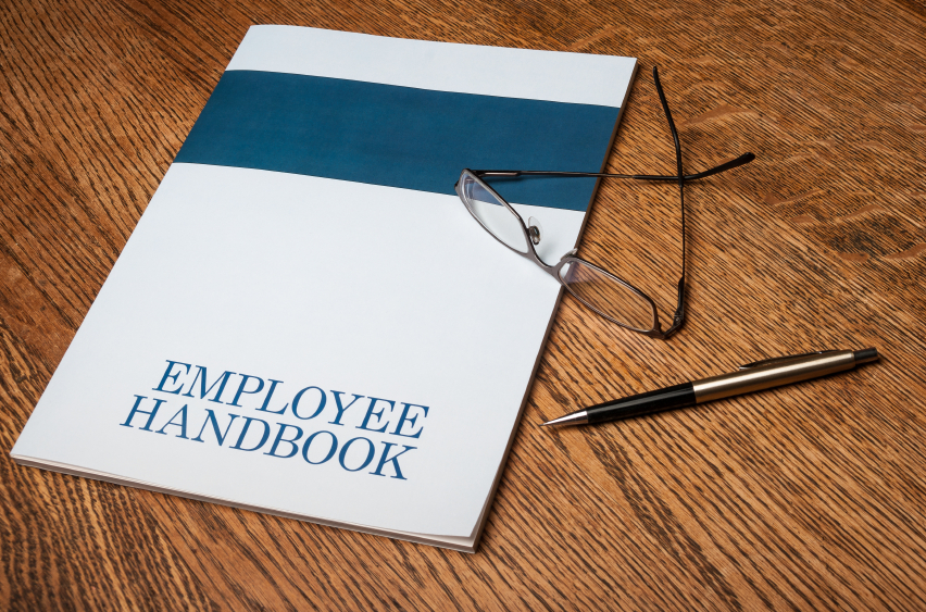 employee handbook cover design template - which emerging issues should your handbook cover