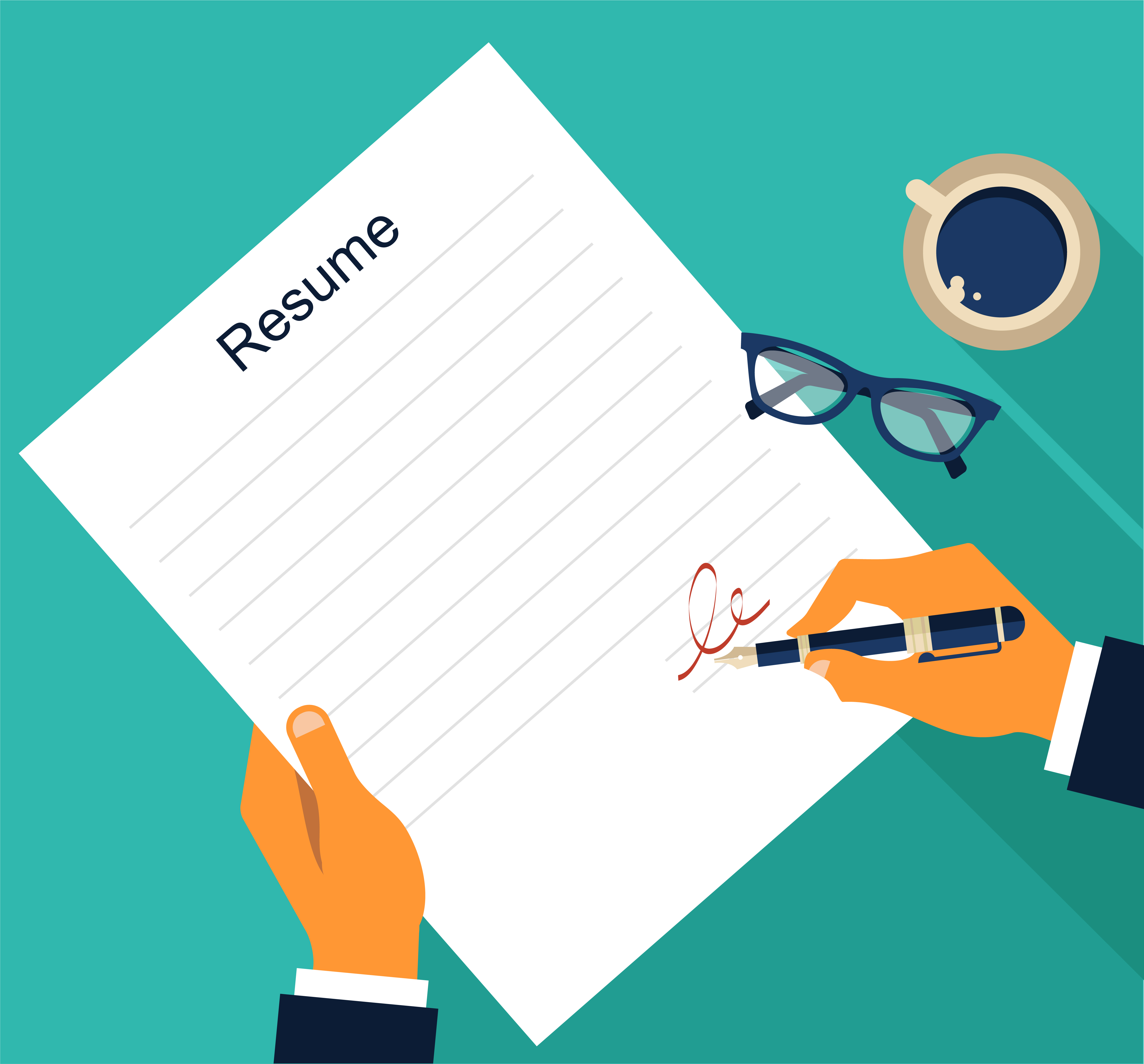 A Way To Cut Back On Resume Review Time