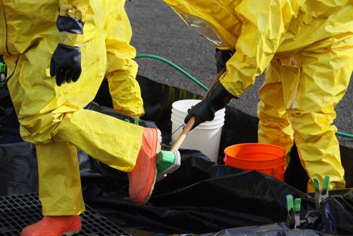 Steps In The Hazardous Waste Decontamination Process Ehs